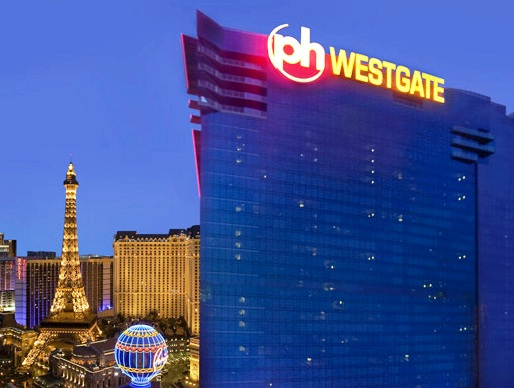Planet Hollywood Westgate Tower | W&W Glass, LLC |Planet Hollywood Westgate