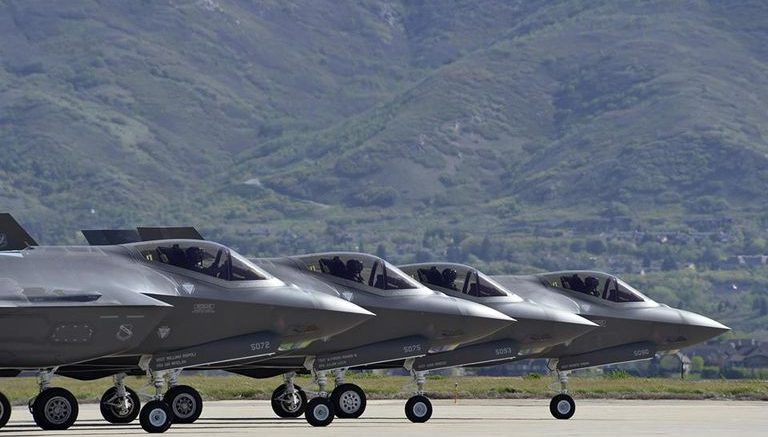 Three Contractors Share In 85m Paving Deal At Utah Air Force Base